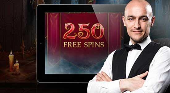 Dreams casino 50 free